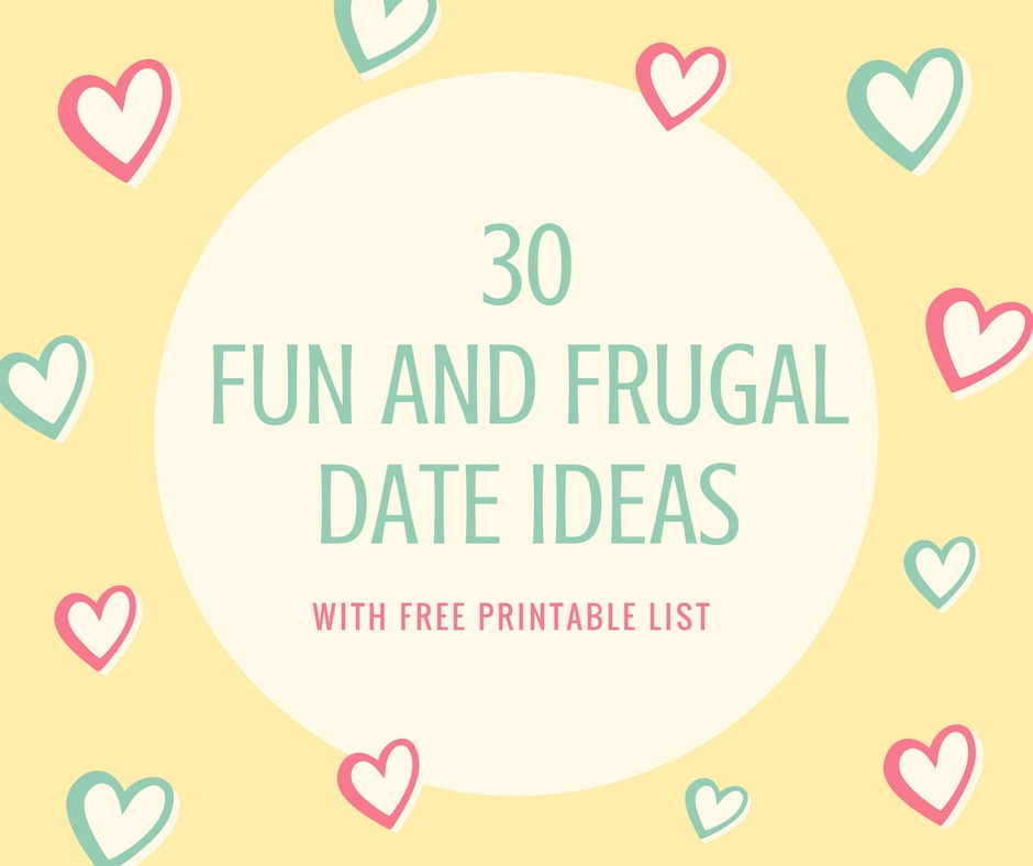 30 fun and cheap date ideas